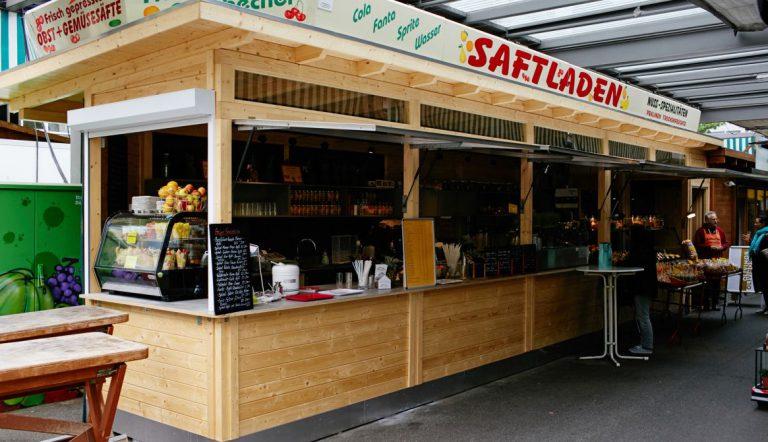 Saftladen Carlsplatz Düsseldorf
